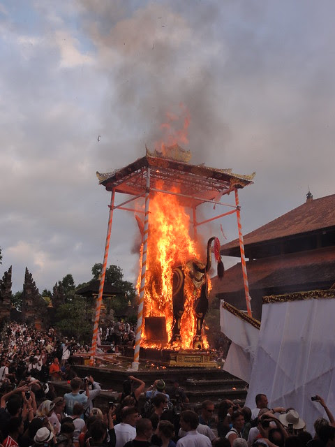 Royal Cremation Ubud