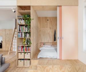 Interior Design Japanese Modern House