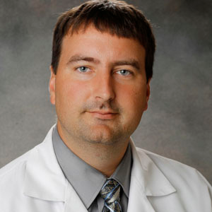 Photo of Dr. Kyle D. Compton