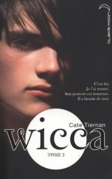 Couverture Wicca, tome 2