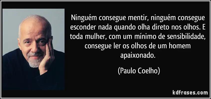 Frasesamor Frases De Amor D Paulo Coelho