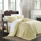buy chic home ella  piece comforter set shams bed skirt