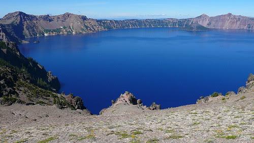 P1180277_2 Crater Lake from Cloudcap