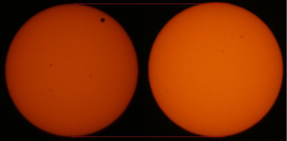 Sun-Comparison