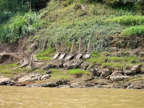 Fishing Nets, Laos