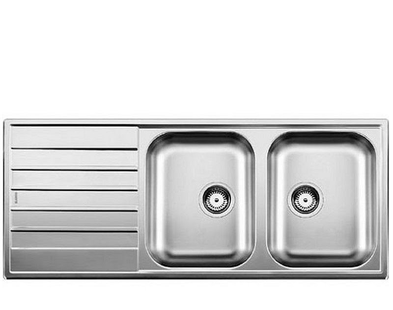 Blanco kitchen sinks stainless steel white gold - White kitchen sinks vs stainless steel ...