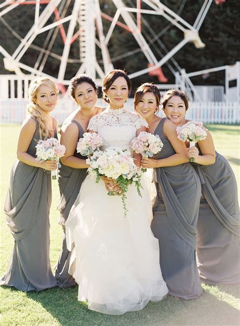 Wedding Color Palette: 16 Grey Wedding Décor Ideas