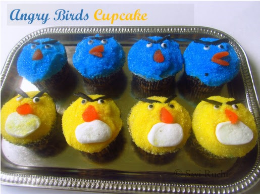 angrybirdscupcake
