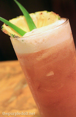 Hyatt's Signature Guava Iced Tea