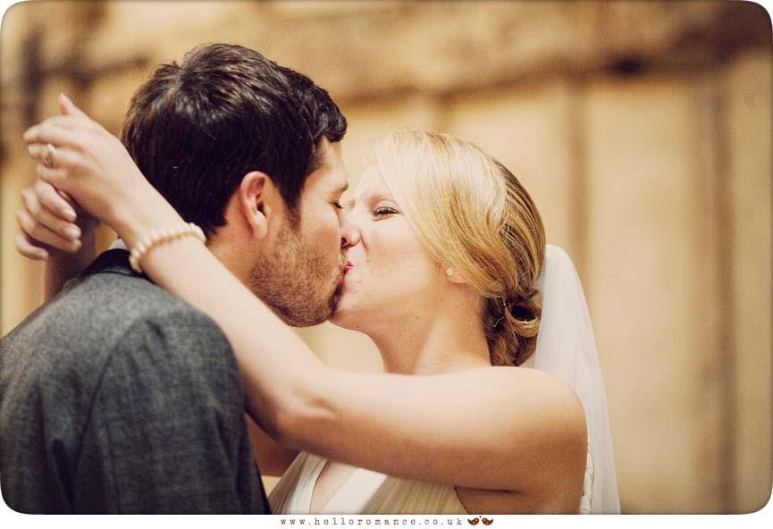 Ceremony Kiss - Hello Romance