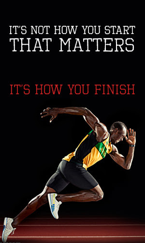 Its Not How You Start That Matters Its How You Finish
