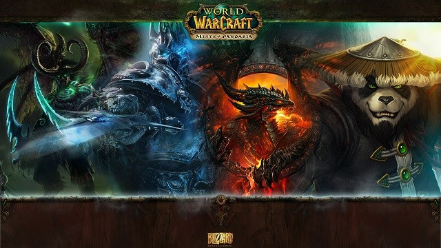 WoW-Expansion-Compilation-Wallpaper