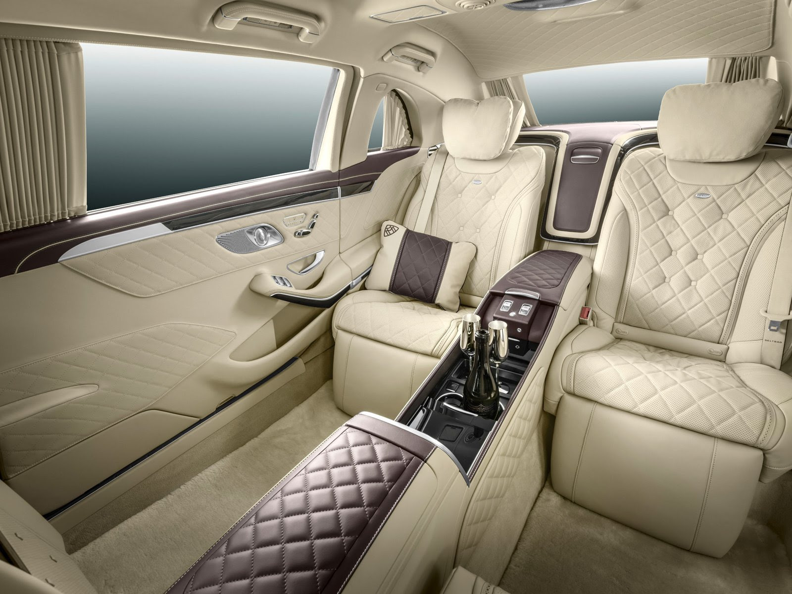 MercedesMaybach Pullman Longs for Attention \u00bb AutoGuide.com News