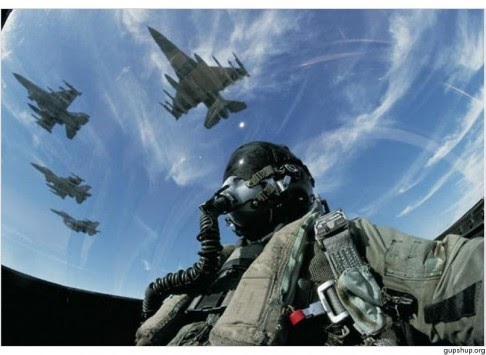 "Video με τα ""γαλλικά"" των πιλότων στις αερομαχίες!"