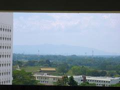 Gunung Pulai from Yew Tee Block 679