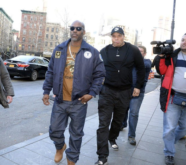 DMX to plead guilty to tax evasion, faces five years in jail