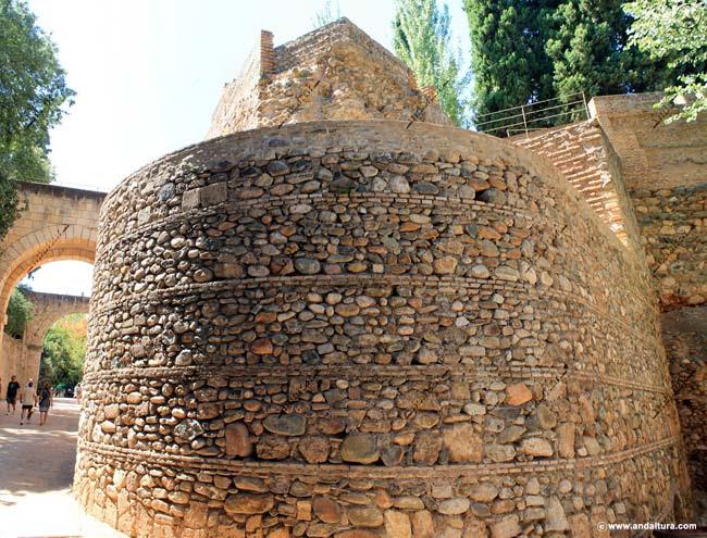 Resultado de imagen de torre deL CABO DE LA CARRETERA alhambra