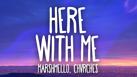 I Need You Here With Me Lyrics 2019