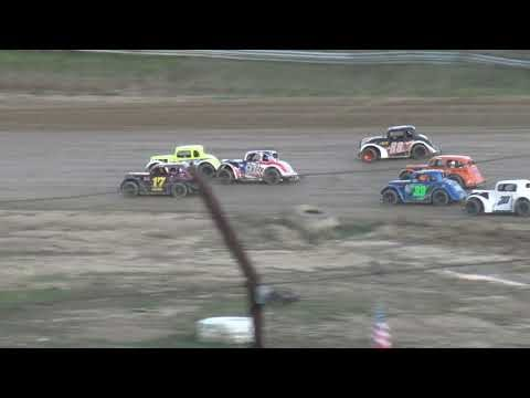 Brushcreek Motorsports Complex | 11/8/20 | Legend Car Feature