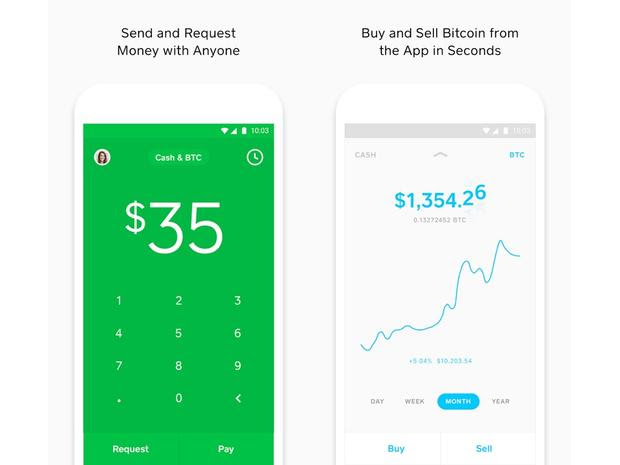 You Can Now Trade Bitcoin On Your Phone With Square Cash App In New York Jonathan Greig