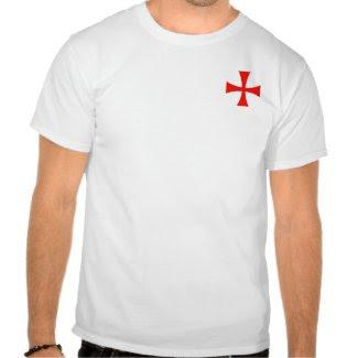Knights Templar Battle Cry Shirt shirt