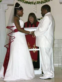 Wedding Ceremony   Minister   Cakes Paradise Bakery Custom
