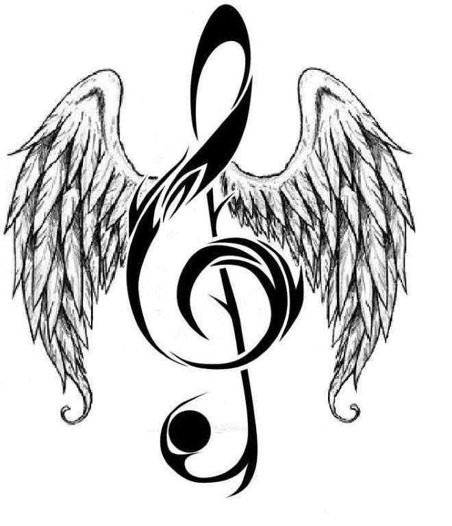 Free Eighth Note Tattoo Download Free Clip Art Free Clip Art On
