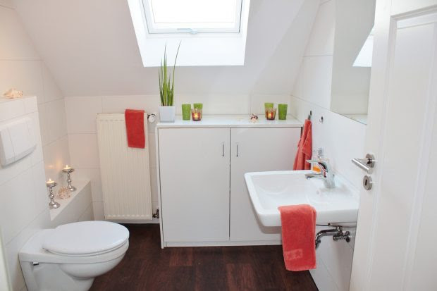 Convenient Bathroom Designs for Small Bathrooms