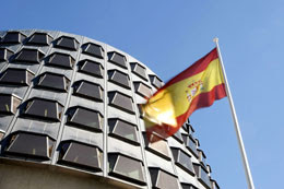 El TC cierra la puerta a la soberanía de Cataluña
