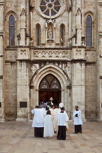 Sunday Mass by Jesse Acosta