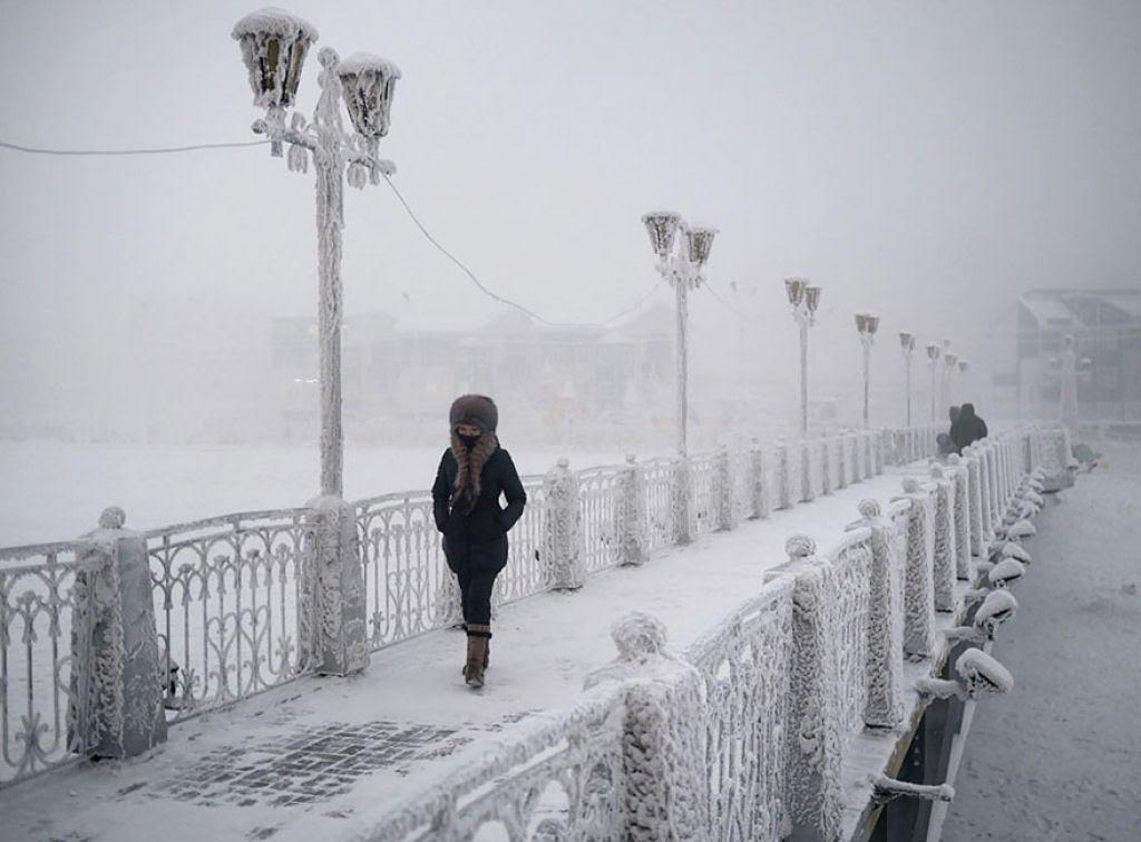 Conheça Oimekon, o povoado mais frio do planeta 16