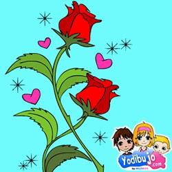 Flor Dibujos Para Colorear Manualidades Para Niños Dibujo Para