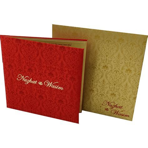 MC 6054 ? Wedding Card   Indian Wedding Cards   Wedding