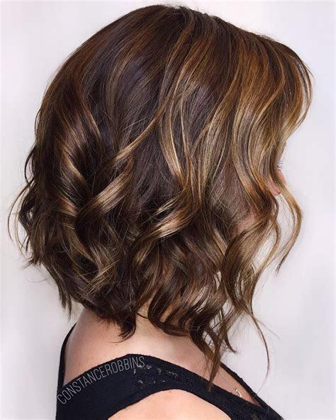 beautiful brown hair  blonde highlights  lowlights