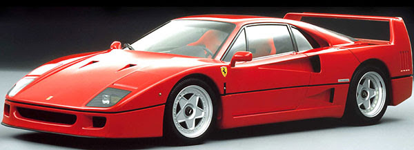 Ferrari F40 original