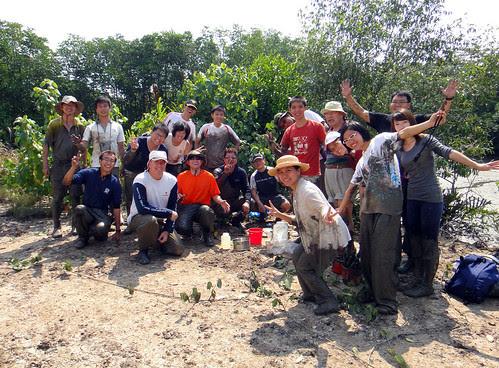 Mega Marine Survey: Pulau Ubin