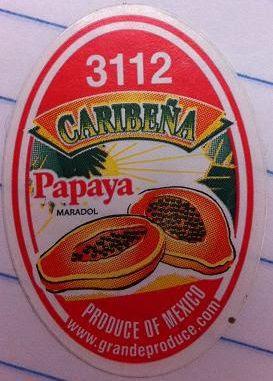 Surto de salmonelas nas papaias
