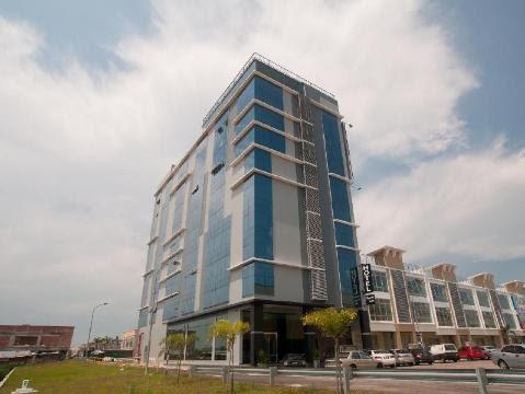 【柔佛住宿】Parris Hotel Johor Bahru | 柔佛新山平价住宿