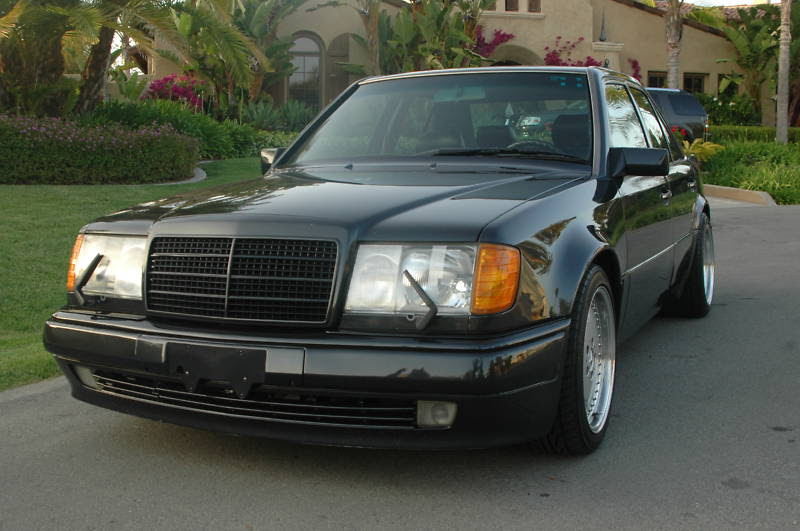Don't Miss No Reserve Mercedes 1992 500E | German Cars For ...