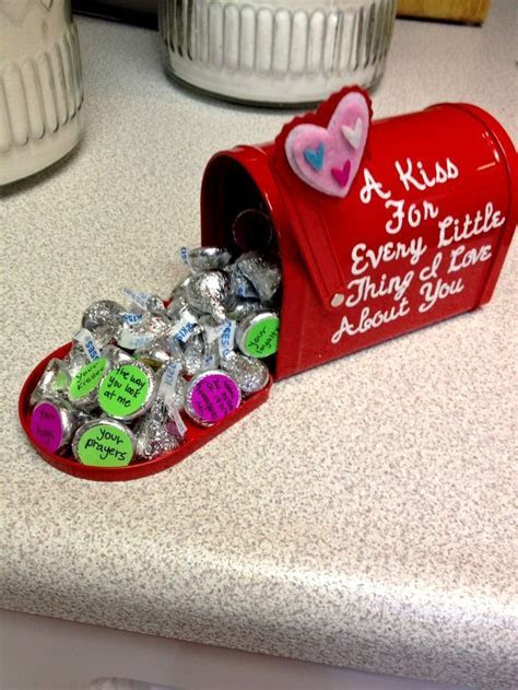 27 DIY Valentine Gifts for Him   Valentine's day Ideas