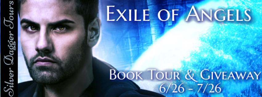 Exile of Angels Book Tour + Giveaway