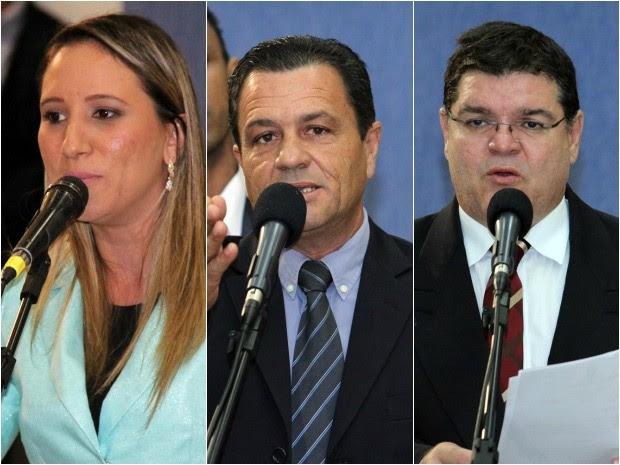 Justiça Eleitoral cassa mandatos de três vereadores em Campo Grande (Foto: Izaias Medeiros/Câmara Municipal)