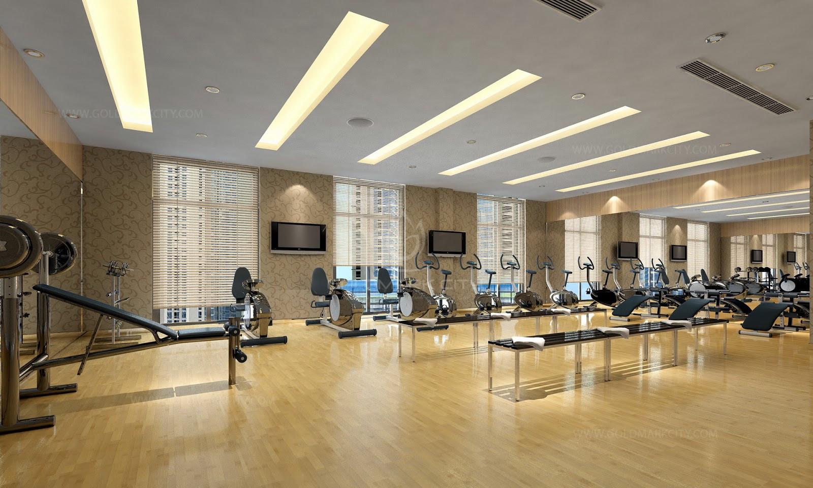 Phòng tập Gym Goldmark City