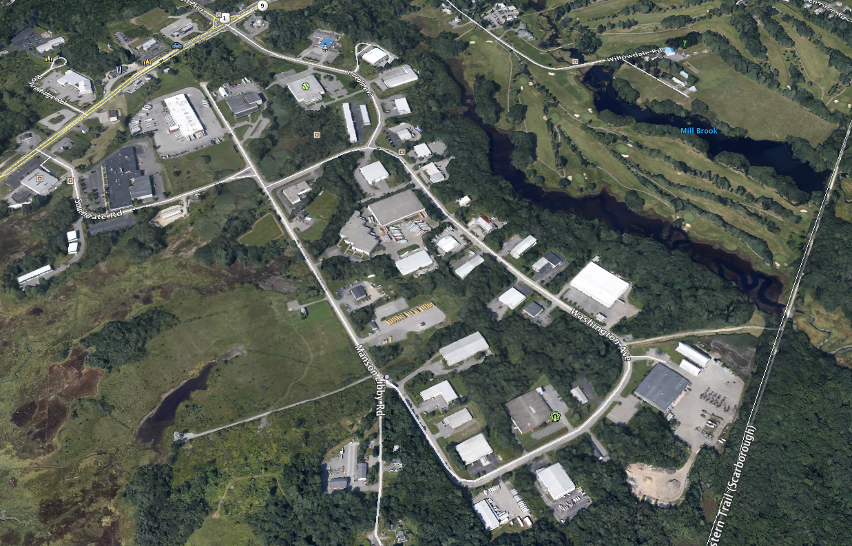 Industrial Park Scarborough Economic Development