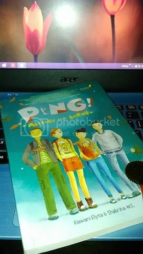 Ping! A Message from Borneo Review