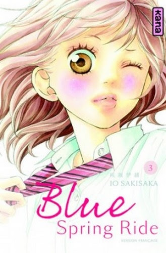 Couverture Blue Spring Ride, tome 03