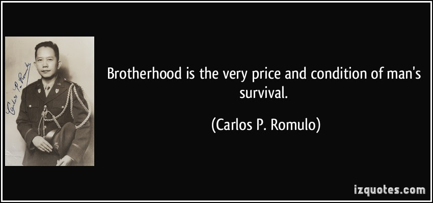 Quotes About Brotherhood In War 28 Quotes