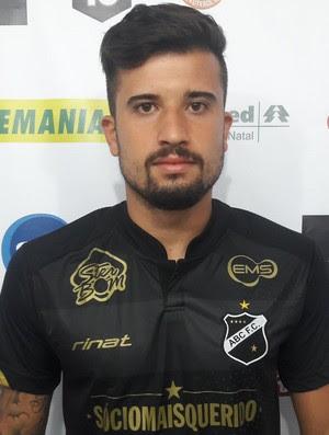 Victor Sapo atacante do ABC (Foto: Divulgação)