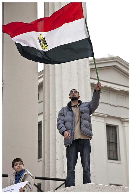 Pan-Arab Democracy Rally 6