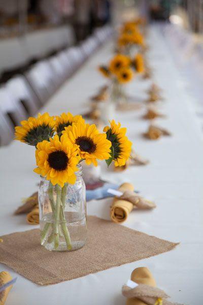 70+ Sunflower Wedding Ideas and Wedding Invitations ~ DIY ...